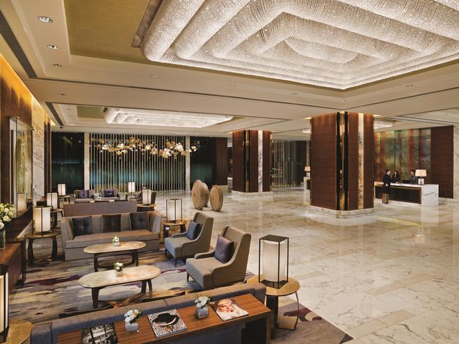 香格里拉北京嘉里中心大酒店 - 北京 - 大廳