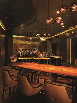 香格里拉北京嘉里中心大酒店 - 北京 - 酒吧