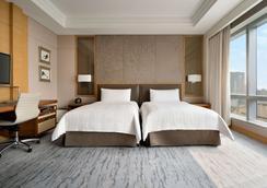 香格里拉北京嘉里中心大酒店 - 北京 - 臥室