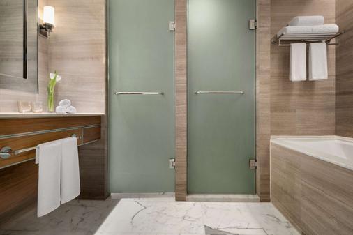 香格里拉北京嘉里中心大酒店 - 北京 - 浴室