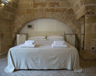 La Vecchia Corte - Tricase - Schlafzimmer