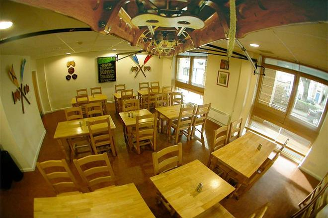 Yha Oxford - Oxford - Restaurant