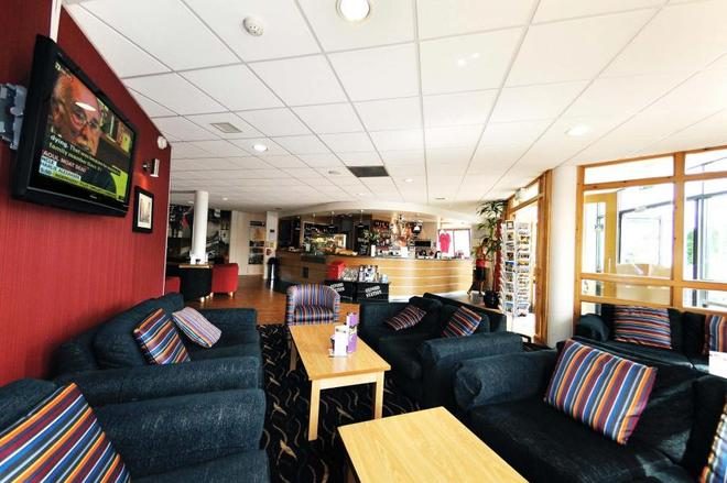 Yha Oxford - Oxford - Lounge