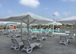Prince Palace Netanya South Beach - Netanya - Pool
