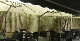 Rysara Hotel - Dakar - Patio