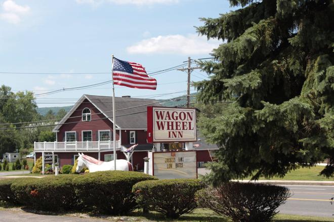 Wagon Wheel Inn - Lenox - Κτίριο