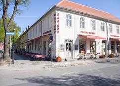 جاستهوف آند فليشيراي إندلير - رهينسبرغ - مبنى