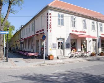 Gasthof & Fleischerei Endler - Kleinzerlang - Building