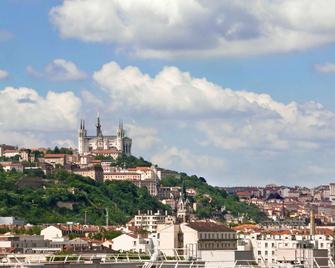 Ibis Budget Lyon Caluire Cite Internationale - Caluire-et-Cuire - Venkovní prostory