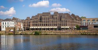 Crowne Plaza Maastricht - Mastrique - Edificio