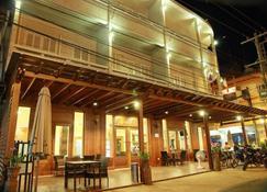 Phi Dao Hotel - Pakse - Rakennus