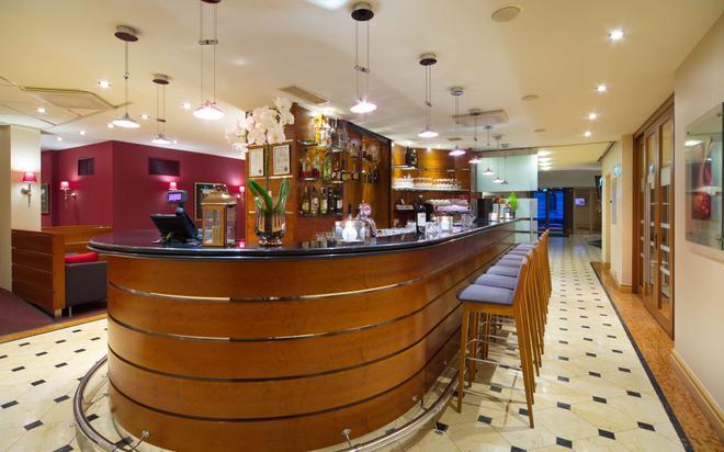 里德澤納麗笙酒店 - 里加 - 里加 - 酒吧