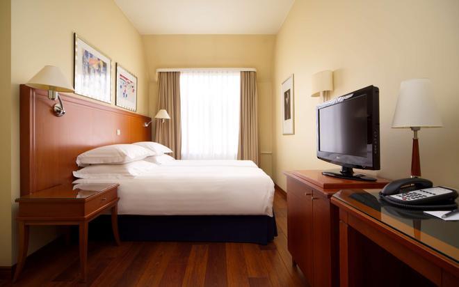 里德澤納麗笙酒店 - 里加 - 里加 - 臥室