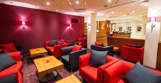 Radisson Blu Ridzene Hotel, Riga - Riga - Living room