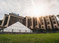 Radisson Blu Ridzene Hotel, Riga - Riga - Edificio