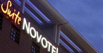 漢諾威諾富特套房酒店 - 漢諾威 - 漢諾威 - 建築