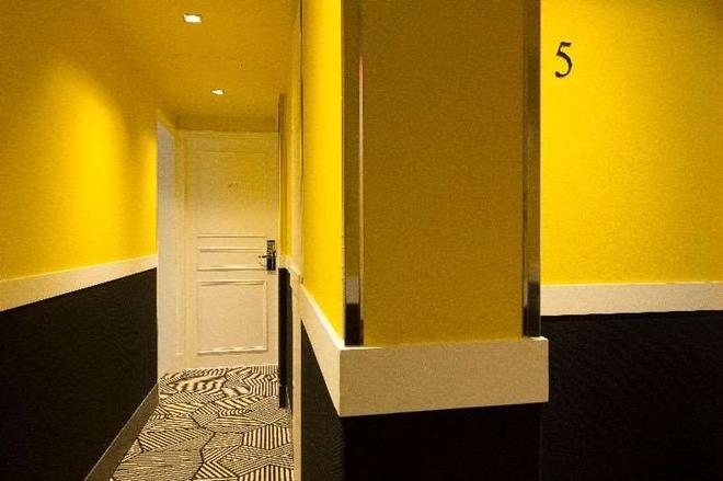 Hotel Haussmann St Augustin - París - Pasillo