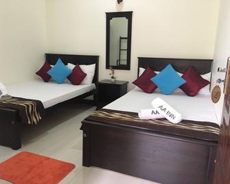 Aa Inn - Trincomalee - Bedroom