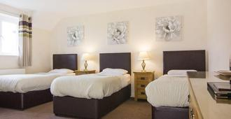 The New Inn Hotel - Stratford-upon-Avon - Schlafzimmer