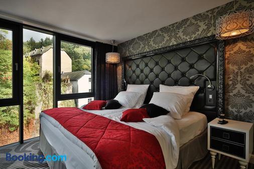 Le Clervaux Boutique & Design Hotel - Clervaux - Schlafzimmer