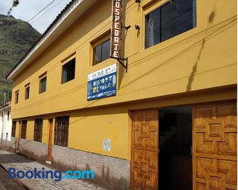 Hospedaje Inti - Pisac - Building