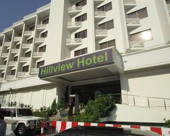 Hill View Hotel - Islamabad - Building