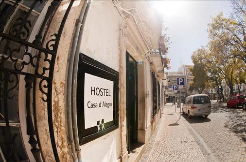 Hostel Casa d'Alagoa - Faro - Outdoor view