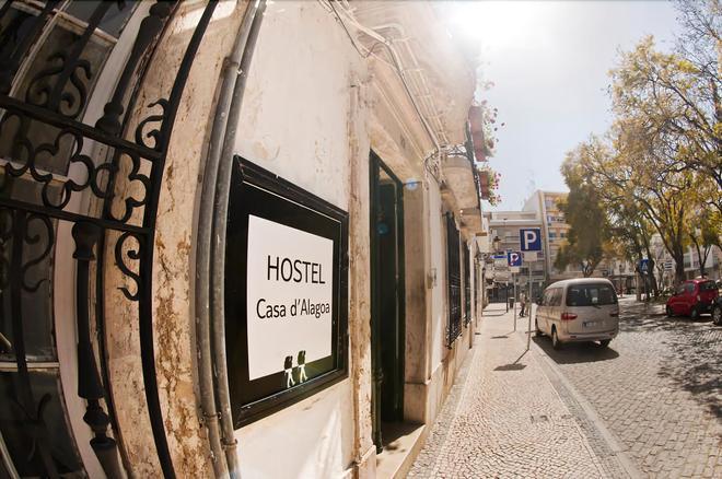 Hostel Casa d'Alagoa - Faro - Näkymät ulkona