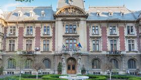 K+K Hotel Elisabeta - Bucharest - Building