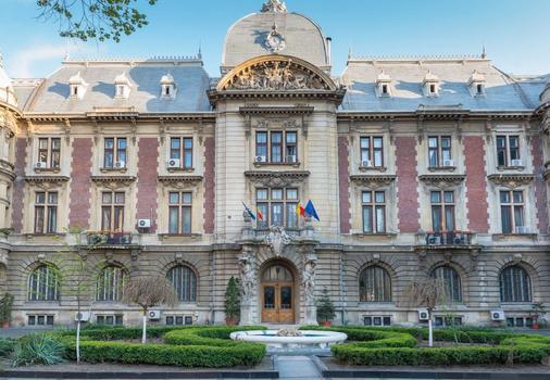 K+k Hotel Elisabeta - Bucarest - Bâtiment