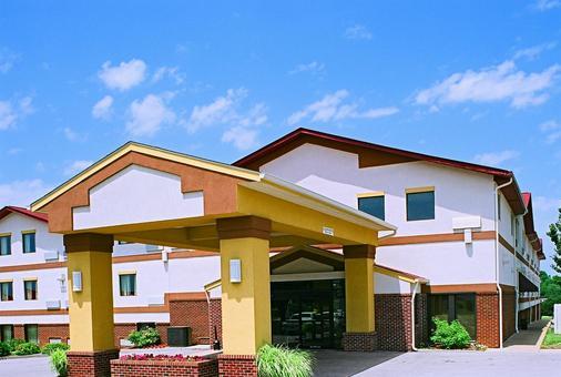 Americas Best Value Inn St. Louis South - Saint Louis - Rakennus