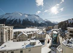 Hotel Steffani - St. Moritz - Udsigt