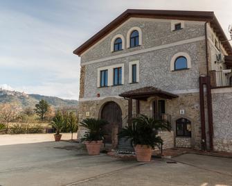Tenuta Ferrara Hauteville - Altavilla Silentina - Building