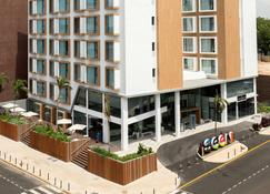Seen Hotel Abidjan Plateau - Abiyán - Edificio