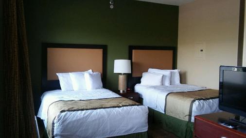 印弟安納波里斯-機場 W 南大街美國長住酒店 - 印第安那波里 - 印第安納波利斯 - 臥室