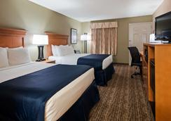 Best Western University Inn - Tuscaloosa - Bedroom