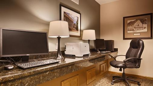 Best Western University Inn - Tuscaloosa - Business centre