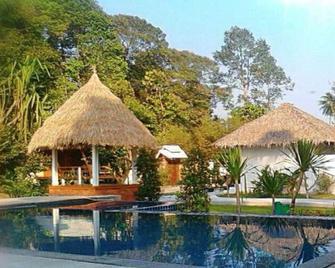 Hallo Villa @ Khanom - Khanom - Πισίνα