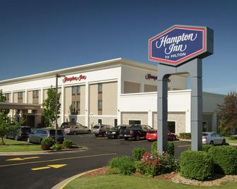 Hampton Inn South Haven - South Haven - Gebouw