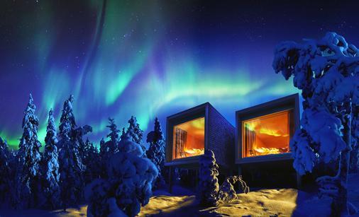 Arctic Treehouse Hotel - Ροβανιέμι - Κτίριο