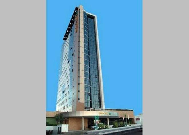 馬瑙斯品質酒店 - 瑪瑙斯 - 馬瑙斯 - 建築