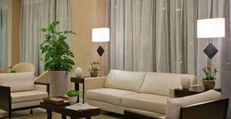 馬瑙斯品質酒店 - 瑪瑙斯 - 馬瑙斯 - 客廳