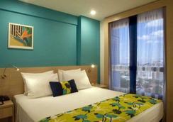 馬瑙斯品質酒店 - 瑪瑙斯 - 馬瑙斯 - 臥室