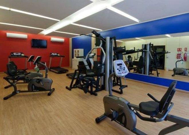 Quality Hotel Manaus - Μανάους - Γυμναστήριο