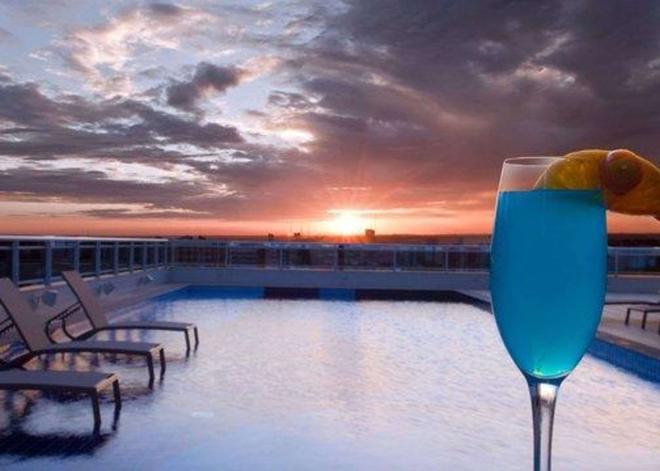 馬瑙斯品質酒店 - 瑪瑙斯 - 馬瑙斯 - 游泳池