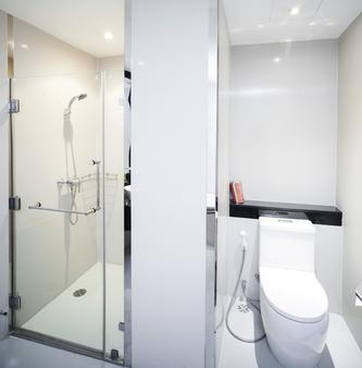 Viva Garden Serviced Residence - Bangkok - Bathroom