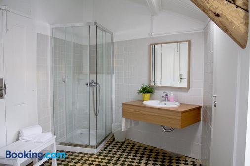 NS Hostel & Suites - Coimbra - Bathroom