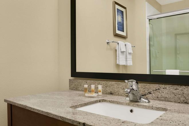 維多利亞戴斯酒店 - 維多利亞 - 維多利亞(德克薩斯州) - 浴室
