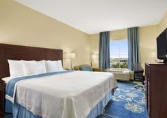 維多利亞戴斯酒店 - 維多利亞 - 維多利亞(德克薩斯州) - 臥室