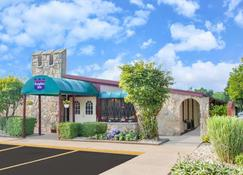 Knights Inn Battle Creek MI - Battle Creek - Building